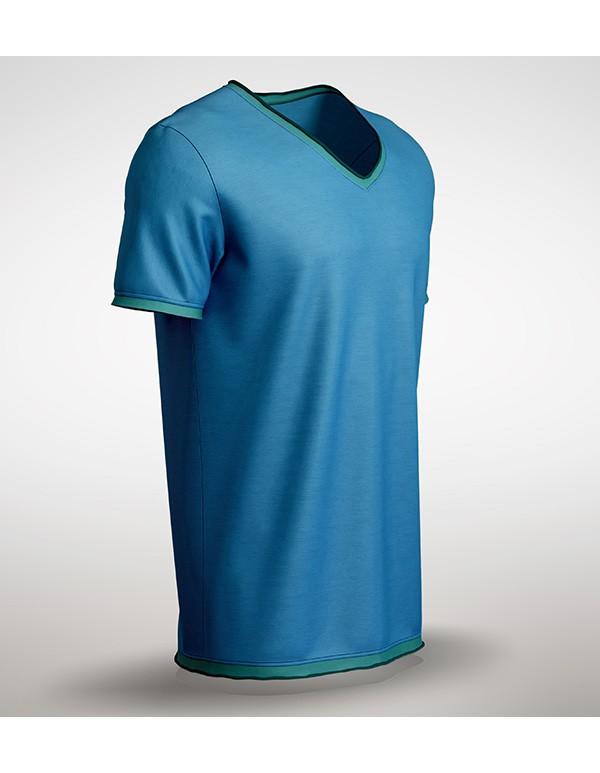 Men T-Shirt Mockup