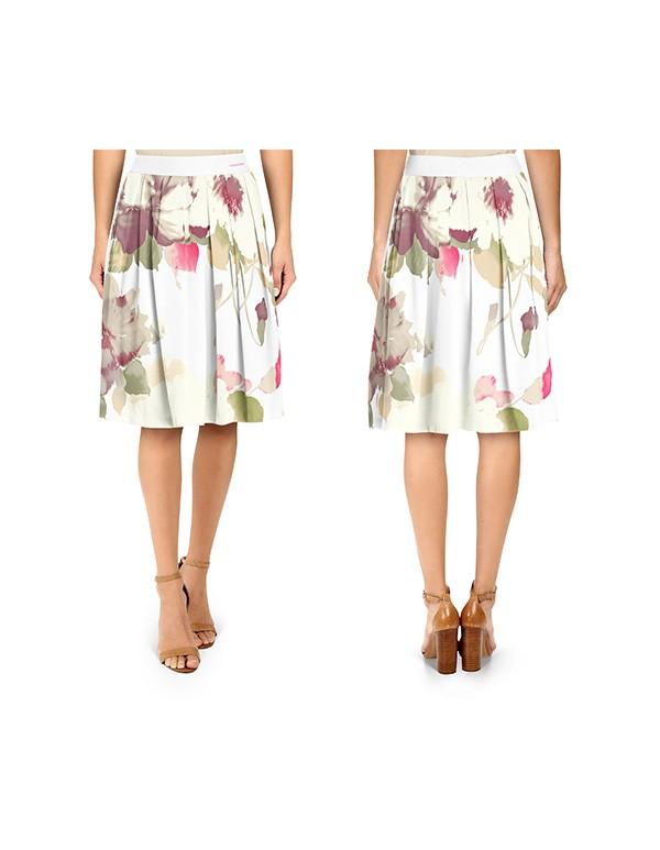 Women Panel Skirt