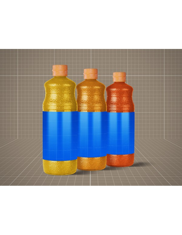 Juice Bottle Mockup-4