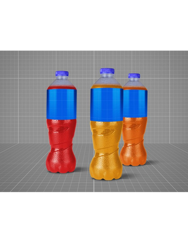 Juice Bottle Mockup-5