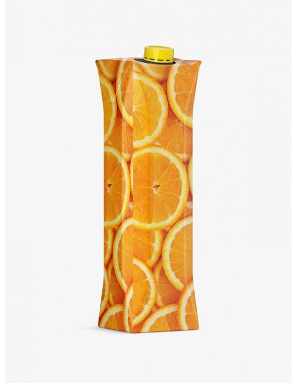Juice Carton Mockup