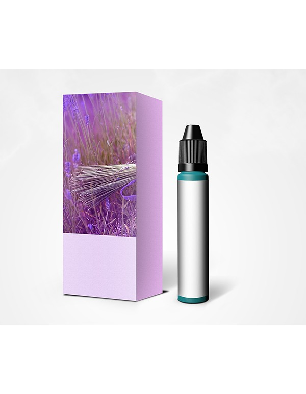 E-Liquid Clear Glass Bottle -8
