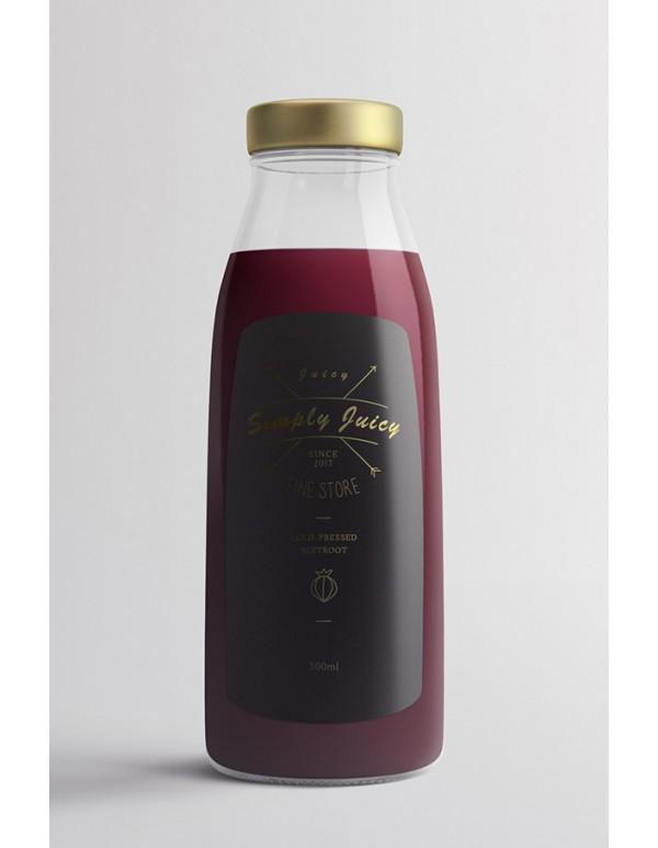 Juice Bottle Mockup-09