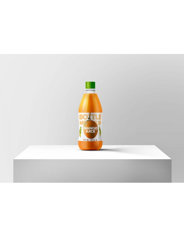 Juice Bottle Mockup-10