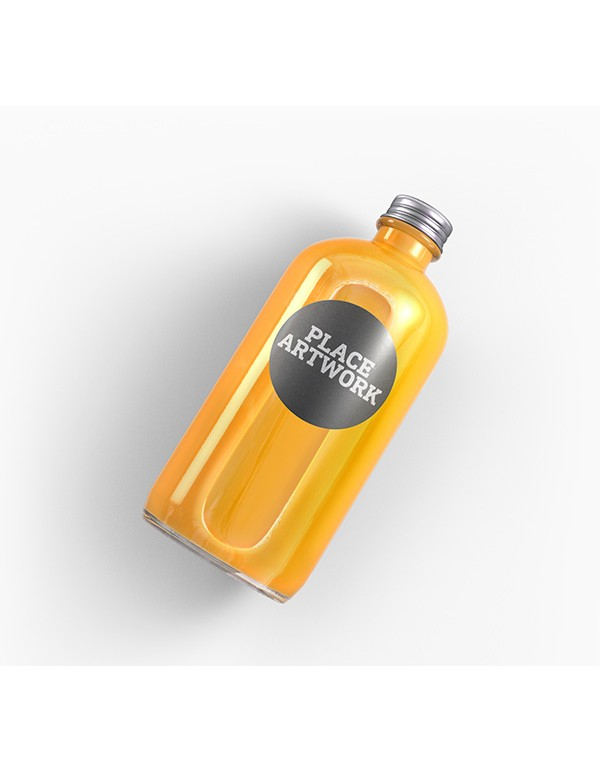 Juice Glass bottle