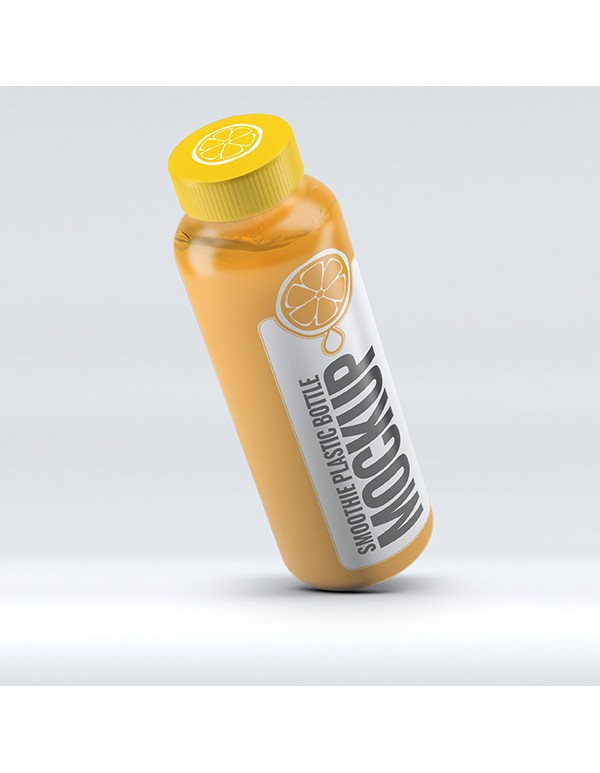 Smoothie Plastic  Bottle