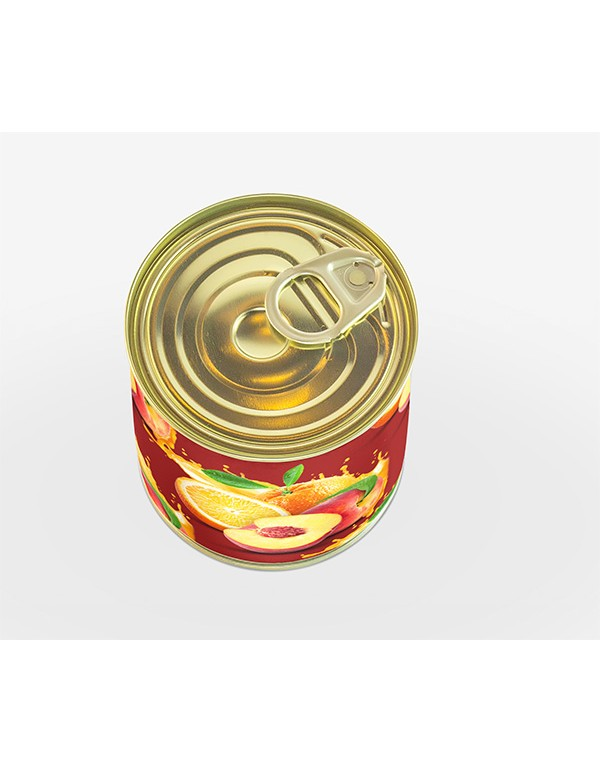 Package Tin Can Mockup