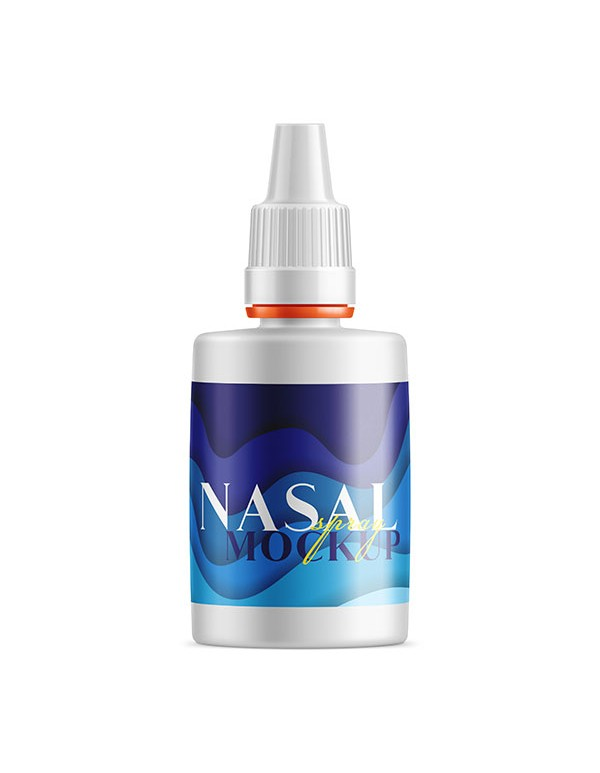 Nasal Spray Bottle