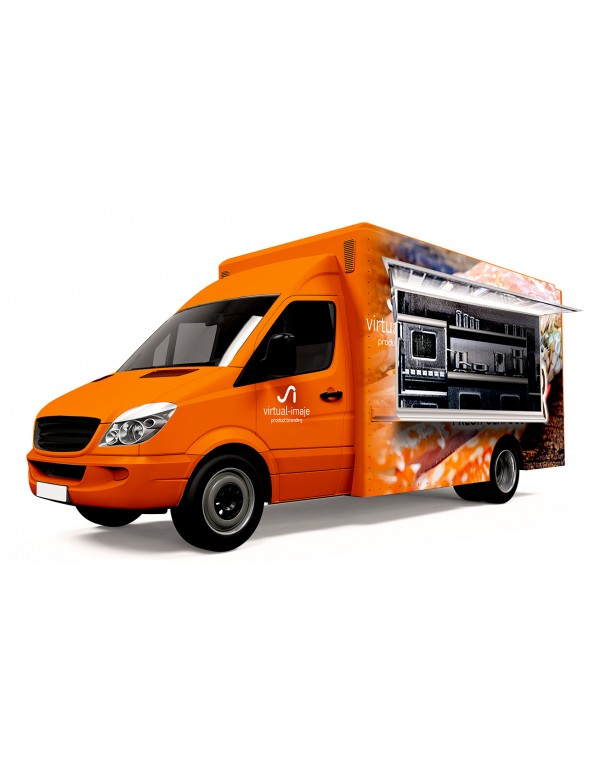 Food Truck-2 mockup