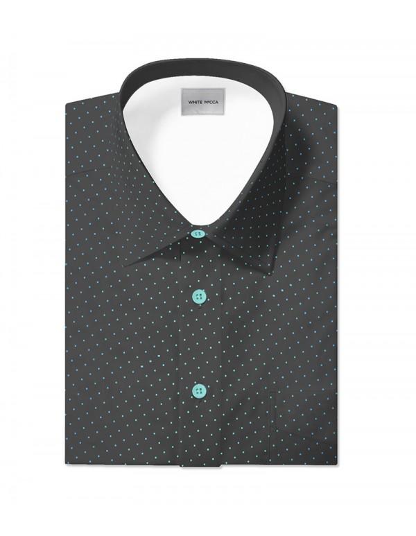 Full  Sleeves Dress Shirt Mockup