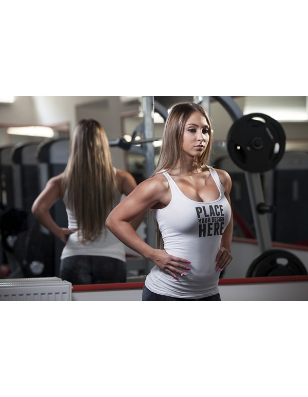 Female Fitness Gym Tank Top