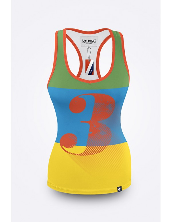 Ladies Gym Tank Top