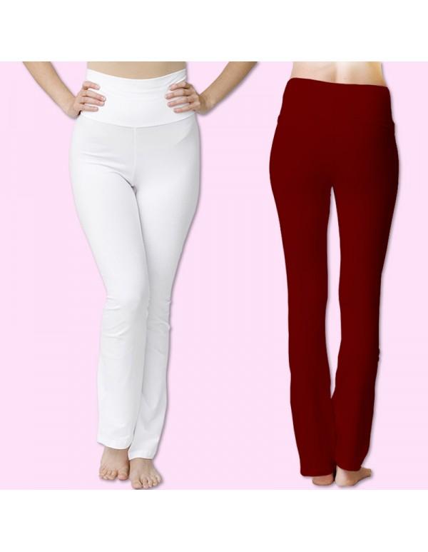 Women Yoga Pant Mockup