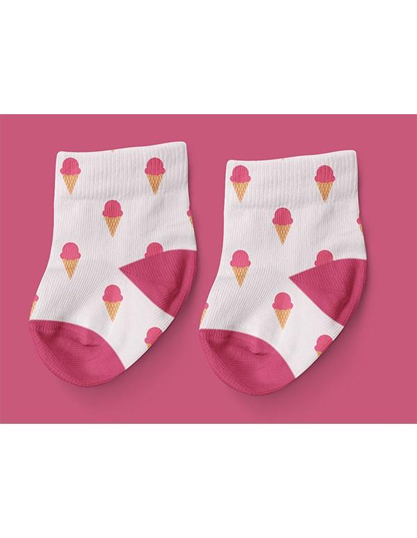 Baby Socks Mockup-02