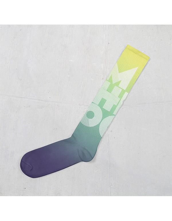 Hi Knee Socks 02