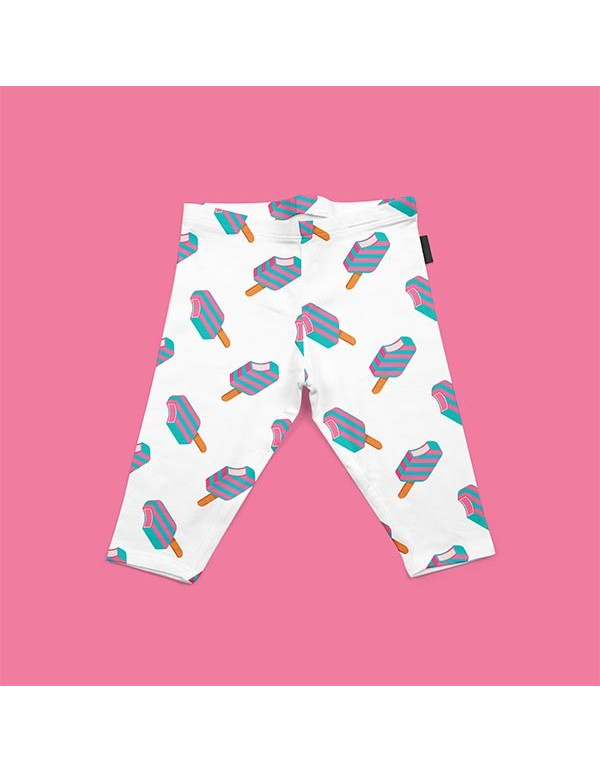 Baby Leggings Mock-up